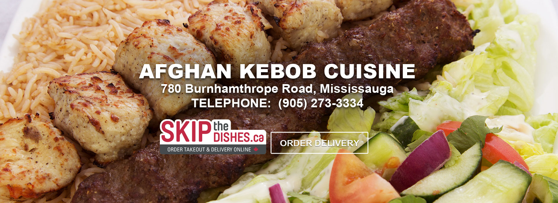 Healthy food delivery mississauga gluten free meal plan for Afghan cuisine toronto